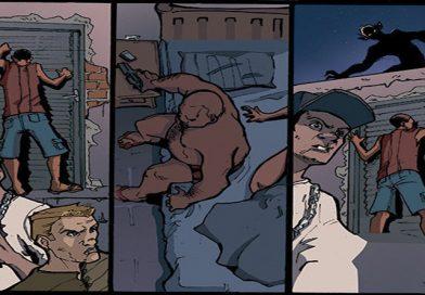 Comprando as HQs da Kriô Comics você apoia um projeto educacional