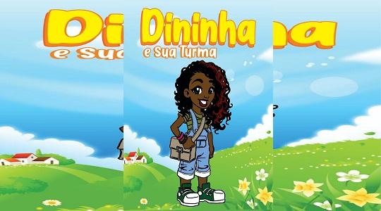 HQ da Dininha e Sua Turma será o próximo lançamento da Editora Kriô Comics