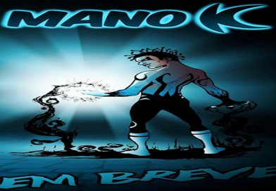 Vem aí Mano K o mais novo super-herói brasileiro