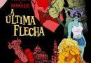 "Graphic Novel ""A Última Flecha"" explora tema de violência contra povos indígenas"