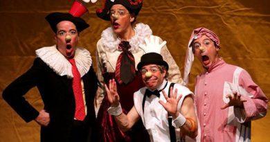 Guarulhos recebe espetáculo de circo na programação do Circuito Cultural Paulista