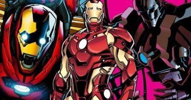 Marvel anuncia nova versão do homem de ferro nos quadrinhos