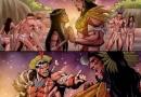 HQ transforma figuras mitológicas amazônicas em guardiões da floresta