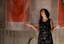 Poeta Maria Rezende comemora 20 anos de carreira com o recital 'Mulher Multidão', na Casa de Cultura Laura Alvim