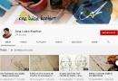 Ana Luíza Koehler disponibiliza vídeos na internet mostrando processo de criação de personagens da sua nova HQ
