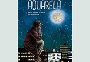 Aquarela, lançamento da Balão Editorial, é fábula pós-moderna de cunho social a respeito do Brasil