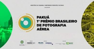 PAKUÁ – 1º Prêmio Brasileiro de Fotografia Aérea abre inscrições no dia 15 de setembro
