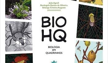 Biologia é o tema central em novo quadrinho da Zarabatana Books