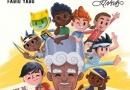 Fábio Yabu anuncia coletânea Os Meninos Maluquinhos