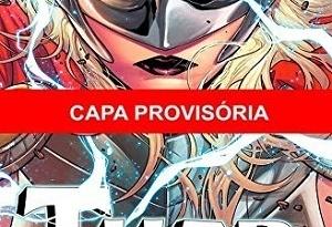 Panini começa a pré-venda da excelente, Thor: A Deusa do Trovão