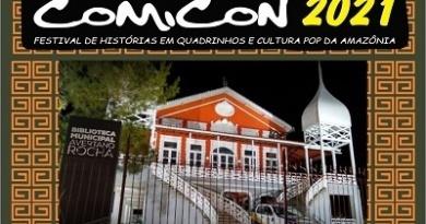 Amazônia Comicon, evento é confirmado para outubro