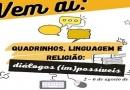 NuPeQ/UEMS abre 200 novas vagas para Simpósio que une religião, linguagem e quadrinhos